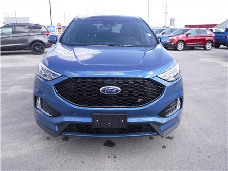 2019 Ford Edge ST (Stk: 19-437) in Kapuskasing - Image 2 of 10