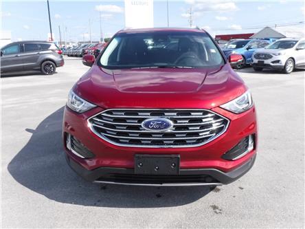 2019 Ford Edge SEL (Stk: 19-438) in Kapuskasing - Image 2 of 10