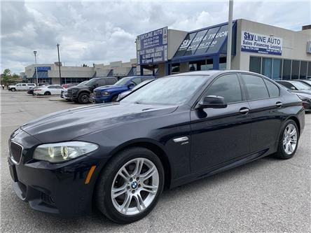 2012 BMW 528i xDrive (Stk: ) in Concord - Image 1 of 17