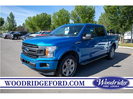 2019 Ford F-150 XLT (Stk: KK-116) in Calgary - Image 1 of 5