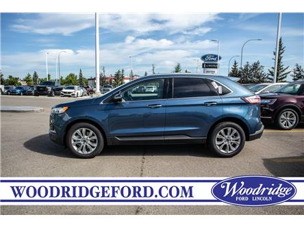 2019 Ford Edge Titanium (Stk: KK-204) in Calgary - Image 2 of 5