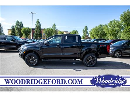 2019 Ford Ranger XLT (Stk: KK-215) in Calgary - Image 2 of 5