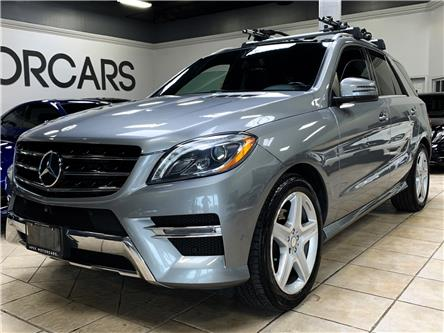 2014 Mercedes-Benz M-Class  (Stk: AP1937) in Vaughan - Image 1 of 27