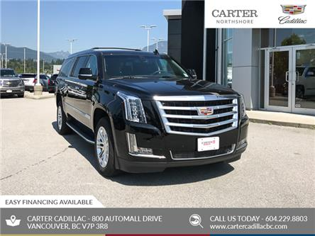 2019 Cadillac Escalade ESV Base (Stk: 9D01850) in North Vancouver - Image 1 of 22