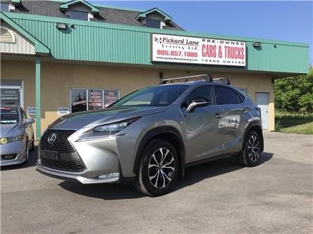 2015 Lexus NX 200t Base (Stk: 12212) in Toronto, Ajax, Pickering - Image 1 of 3