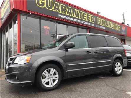 2017 Dodge Grand Caravan Crew (Stk: 555699) in Toronto, Ajax, Pickering - Image 1 of 3