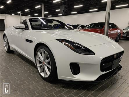 2018 Jaguar F-TYPE Base 380HP (Stk: 4606) in Oakville - Image 1 of 27