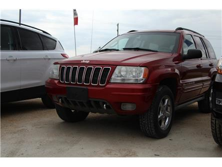 2002 Jeep Grand Cherokee Overland (Stk: P9179) in Headingley - Image 2 of 2