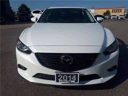 2014 Mazda MAZDA6 GT (Stk: H1882A) in Milton - Image 2 of 12