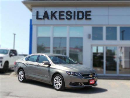 2017 Chevrolet Impala 1LT (Stk: C9371A) in Southampton - Image 1 of 17