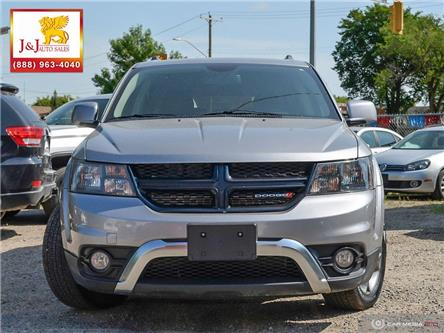 2017 Dodge Journey Crossroad (Stk: J19066) in Brandon - Image 2 of 27