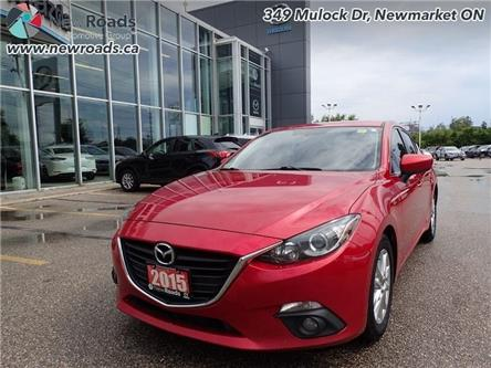 2015 Mazda Mazda3 GS (Stk: 41102A) in Newmarket - Image 1 of 30