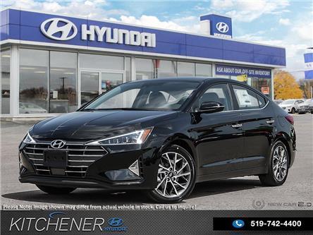 2020 Hyundai Elantra Ultimate (Stk: 59100) in Kitchener - Image 1 of 23