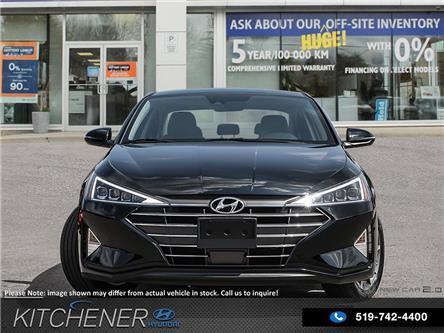 2020 Hyundai Elantra Ultimate (Stk: 59100) in Kitchener - Image 2 of 23