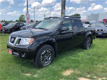2018 Nissan Frontier  (Stk: 1N406) in Chatham - Image 1 of 17