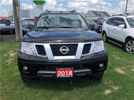 2018 Nissan Frontier  (Stk: 1N406) in Chatham - Image 2 of 17