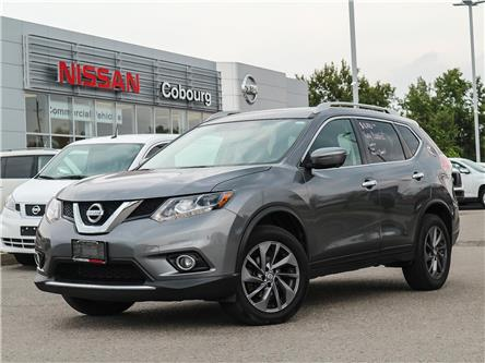 2016 Nissan Rogue SL Premium (Stk: CHF151736A) in Cobourg - Image 1 of 33