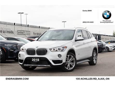 2018 BMW X1 xDrive28i (Stk: 35627B) in Ajax - Image 1 of 22
