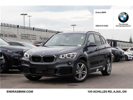 2019 BMW X1 xDrive28i (Stk: 12949) in Ajax - Image 1 of 20
