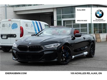 2019 BMW M850 i xDrive (Stk: 83113) in Ajax - Image 1 of 21