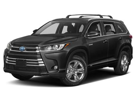 2019 Toyota Highlander Hybrid XLE (Stk: 9HH825) in Georgetown - Image 1 of 9