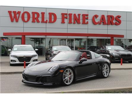2018 Porsche 911 Targa 4S (Stk: 16923) in Toronto - Image 1 of 28