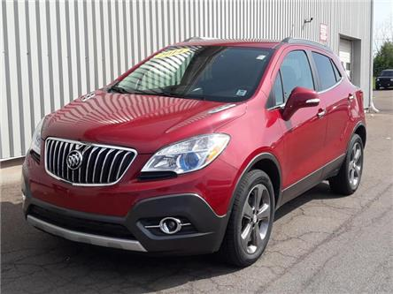 2014 Buick Encore Leather (Stk: X4755A) in Charlottetown - Image 1 of 22