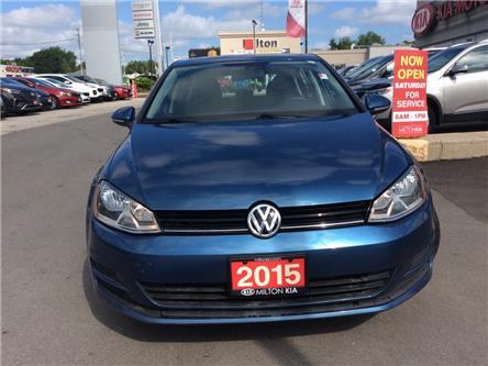 2015 Volkswagen Golf 1.8 TSI Trendline (Stk: P0083) in Milton - Image 2 of 18