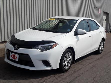 2015 Toyota Corolla LE (Stk: X4759A) in Charlottetown - Image 1 of 17