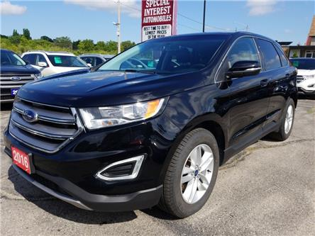 2016 Ford Edge SEL (Stk: B54318) in Cambridge - Image 1 of 25