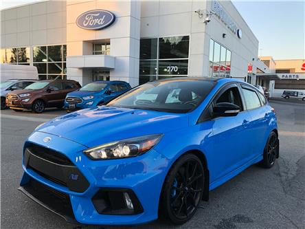 2018 Ford Focus RS Base (Stk: OP19280) in Vancouver - Image 1 of 24