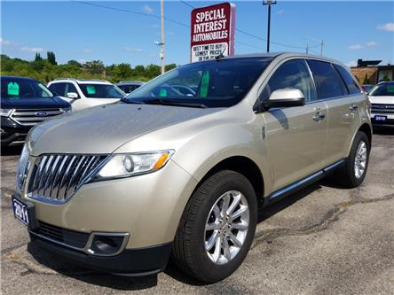 2011 Lincoln MKX Base (Stk: J18436) in Cambridge - Image 1 of 23