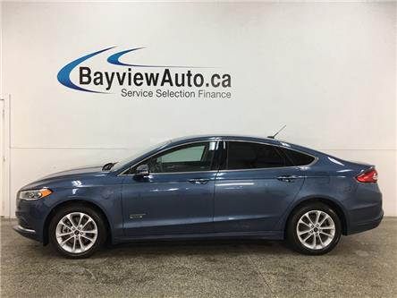 2018 Ford Fusion Energi SE Luxury (Stk: 35537W) in Belleville - Image 1 of 27