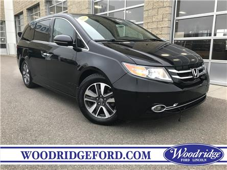 2014 Honda Odyssey Touring (Stk: K-2053A) in Calgary - Image 1 of 23