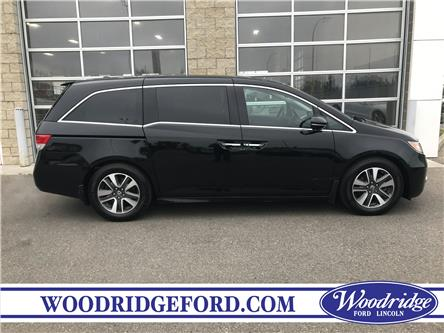 2014 Honda Odyssey Touring (Stk: K-2053A) in Calgary - Image 2 of 23