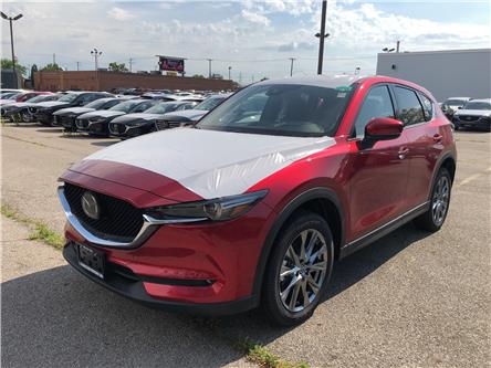2019 Mazda CX-5 Signature (Stk: SN1430) in Hamilton - Image 1 of 15