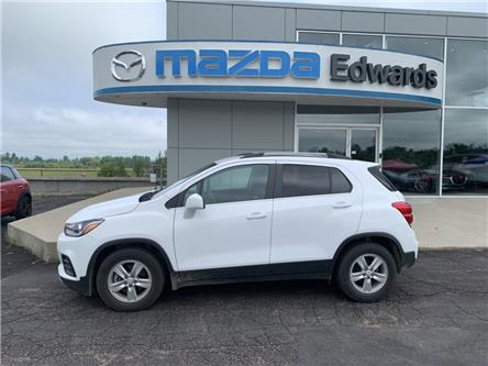 2018 Chevrolet Trax LT (Stk: 21939) in Pembroke - Image 1 of 10