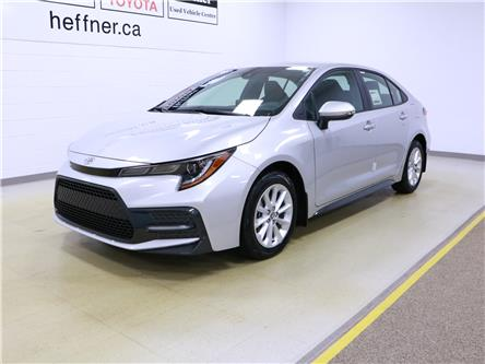 2020 Toyota Corolla SE (Stk: 200159) in Kitchener - Image 1 of 3