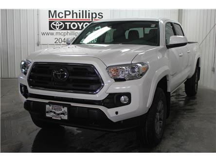 2019 Toyota Tacoma SR5 V6 (Stk: X045712) in Winnipeg - Image 1 of 27