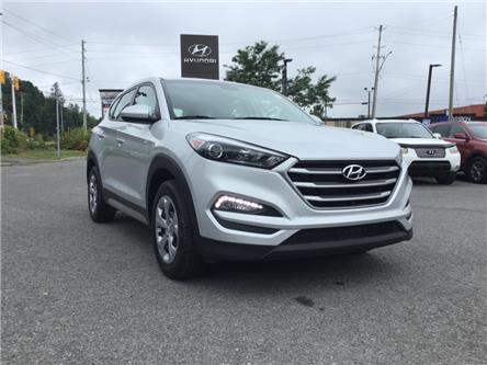 2018 Hyundai Tucson Base 2.0L (Stk: P3343) in Ottawa - Image 1 of 14