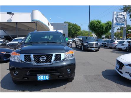 2015 Nissan Armada Platinum (Stk: 638304A) in Victoria - Image 2 of 19