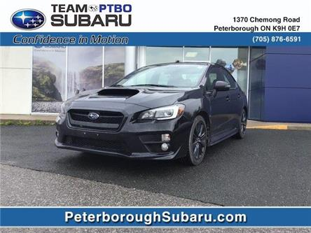 2017 Subaru WRX Sport (Stk: SP0253) in Peterborough - Image 1 of 16