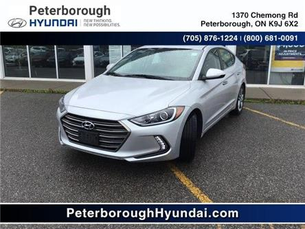 2017 Hyundai Elantra Limited (Stk: HP0128) in Peterborough - Image 1 of 10