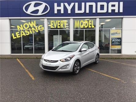2014 Hyundai Elantra Limited (Stk: HP0129) in Peterborough - Image 2 of 20