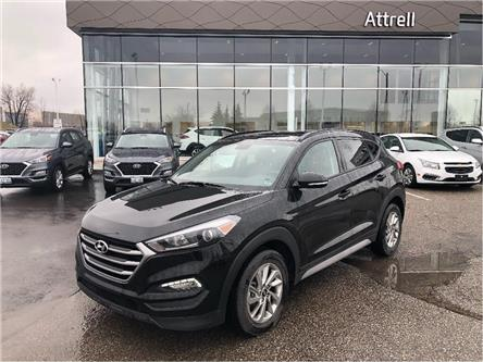2018 Hyundai Tucson SE LEATHER, (Stk: KM8J3C) in Brampton - Image 1 of 16