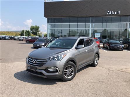 2018 Hyundai Santa Fe Sport Premium (Stk: 5XYZUD) in Brampton - Image 1 of 18