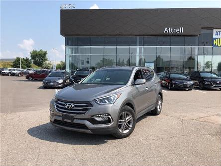 2018 Hyundai Santa Fe Sport Luxury (Stk: 5NMZUD) in Brampton - Image 2 of 19