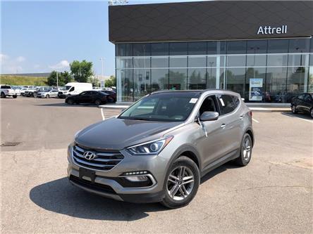 2018 Hyundai Santa Fe Sport Luxury (Stk: 4085) in Brampton - Image 1 of 21