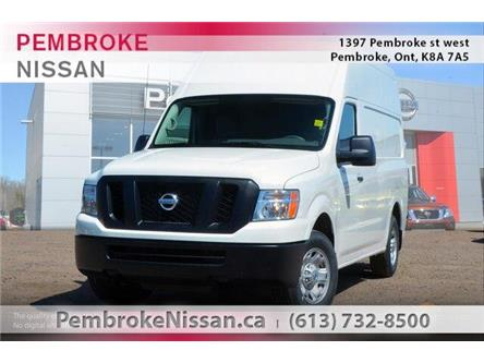 2019 Nissan NV Cargo NV2500 HD S V6 (Stk: 19152) in Pembroke - Image 1 of 20