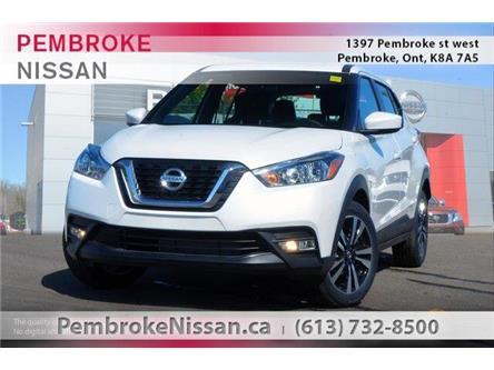 2019 Nissan Kicks SV (Stk: 19254) in Pembroke - Image 1 of 20
